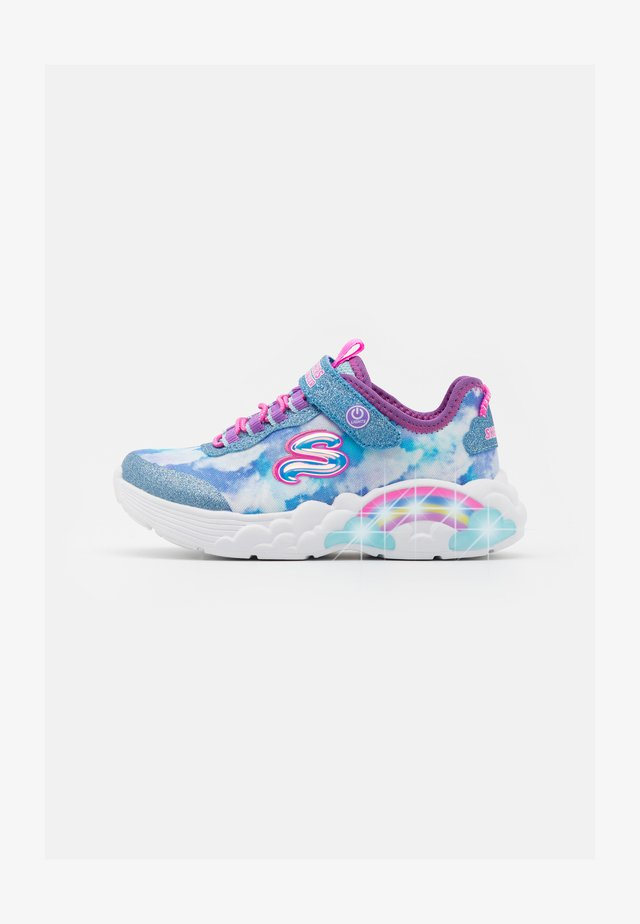 RAINBOW RACER - Sneakers - blue