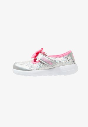 GO WALK JOY SUGARY SWEET - Trainers - silver/pink