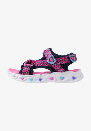 HEART LIGHTS - Sandalen - pink