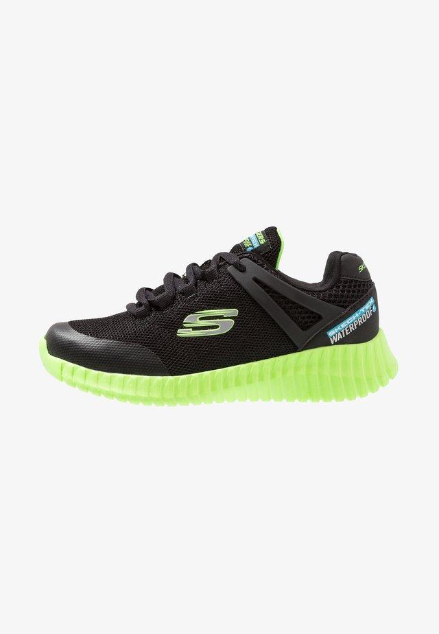 ELITE FLEX - Sneakers laag - black/lime