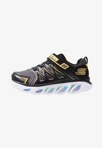 Skechers - HYPNO-FLASH 3.0 - Tenisky - black/yellow - 0