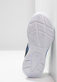Skechers - ERUPTERS III - Tenisky - black/blue/lime - 4