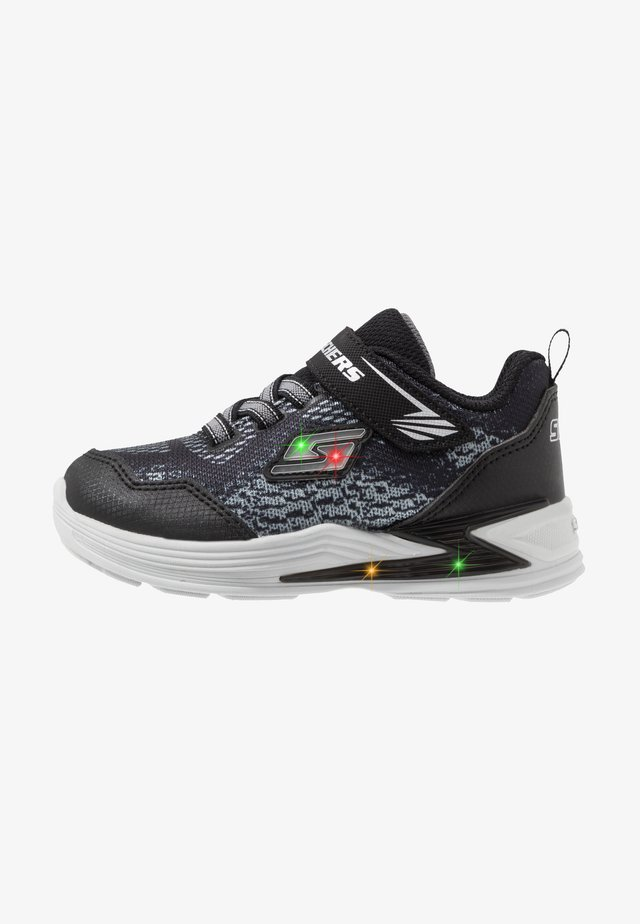 ERUPTERS - Sneakers - black/silver