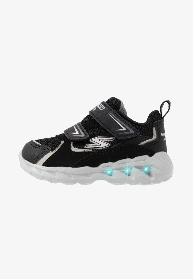 MAGNA-LIGHTS - Sneakers - black/silver