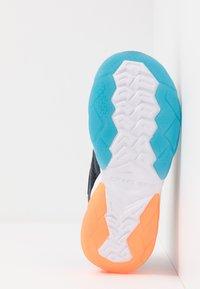 Skechers - RAPID FLASH 2.0 - Tenisky - navy/orange/blue - 4