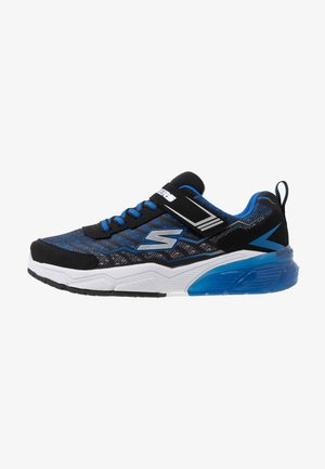 THERMOFLUX 2.0 - Sneakersy niskie - black/royal/silver