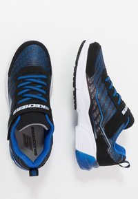 Skechers - THERMOFLUX 2.0 - Tenisky - black/royal/silver - 0
