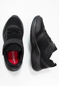 Skechers - BOUNDER - Trainers - black - 0