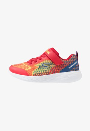 GO RUN  - Sneakers basse - yellow/blue/red
