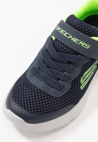 Skechers - DYNAMIGHT 2.0 - Trainers - navy/lime - 2