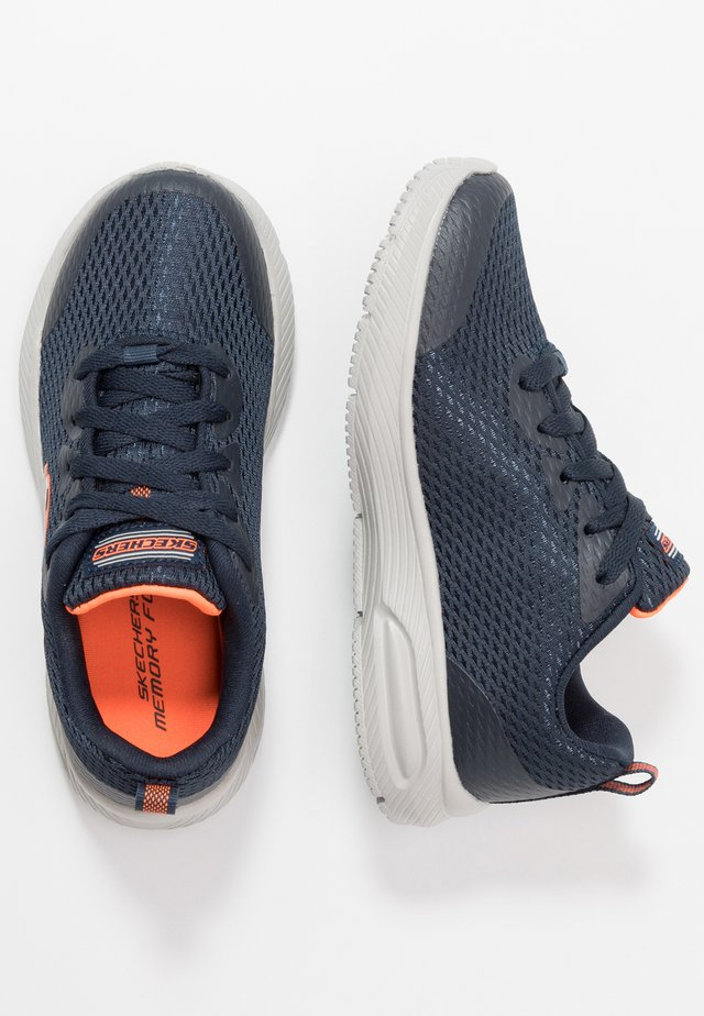 DYNA-AIR - Zapatillas - navy/orange