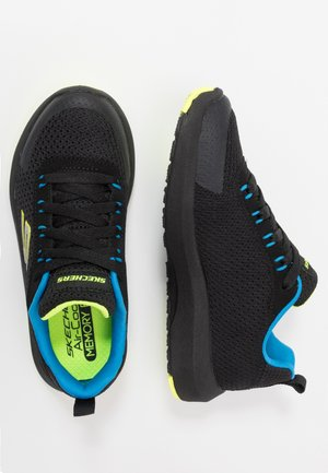 DYNAMIC TREAD - Trainers - black/blue/lime