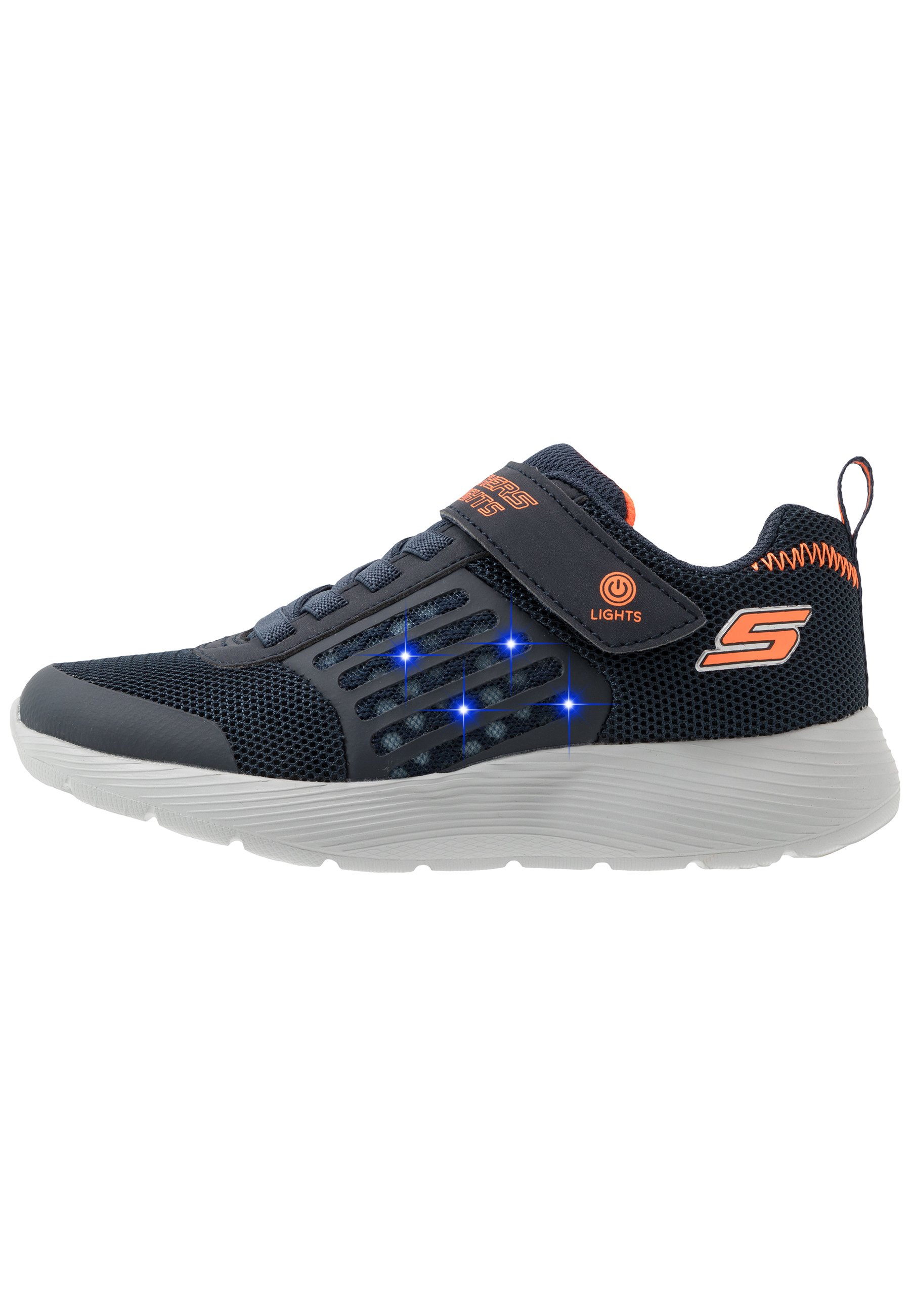 DYNA LIGHTS Sneakers basse navyorange