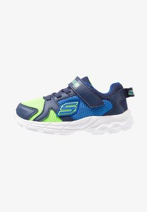 ECLIPSOR - Dětské boty - blue/lime/navy