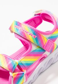Skechers - STRIPE - Sandały - multicolor - 5