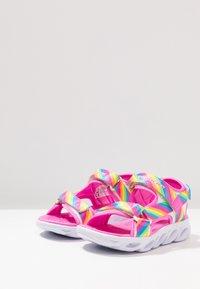 Skechers - STRIPE - Sandały - multicolor - 2