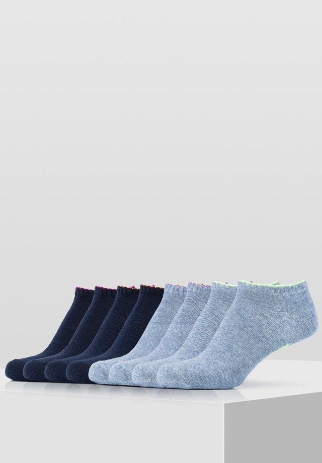 8PACK - Socks - blue