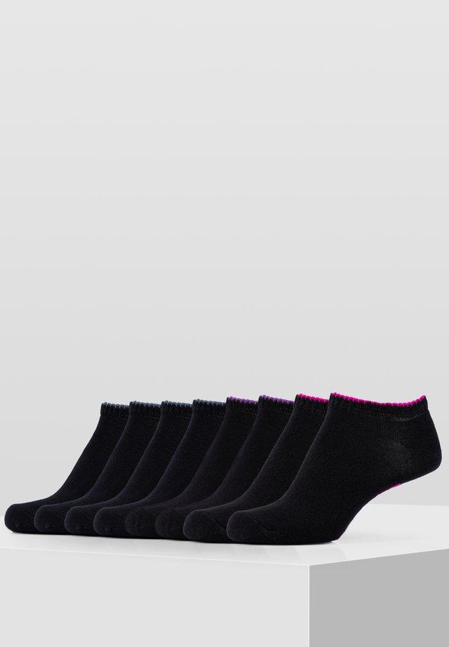 8PACK - Socks - 0005 black