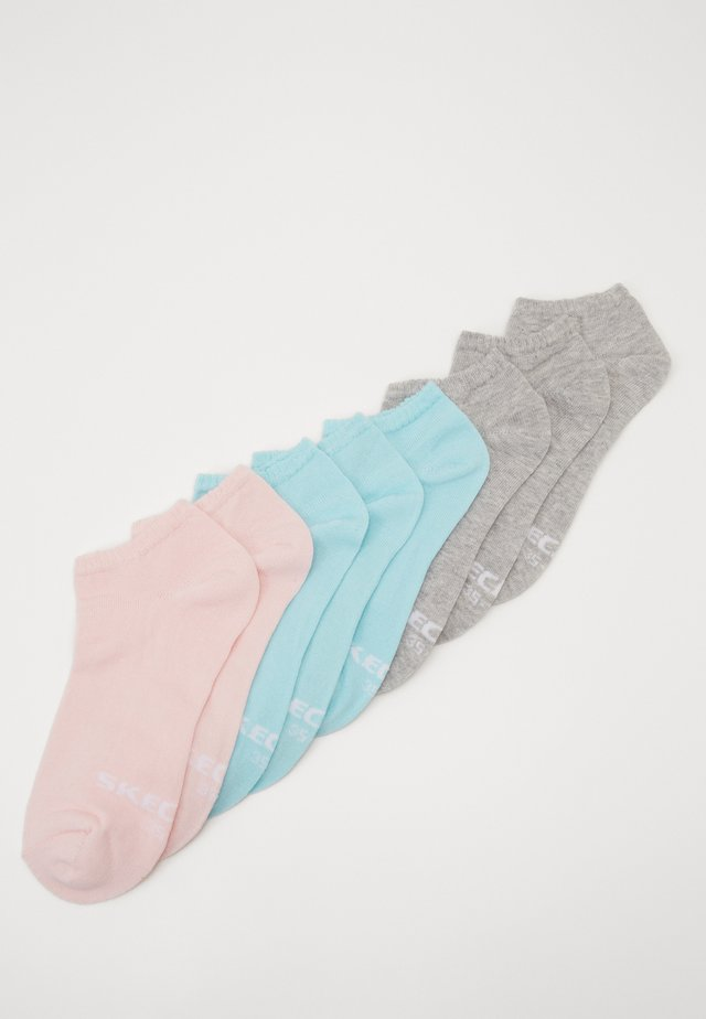 ONLINE CASUAL WOMEN BASIC SNEAKER 8 PACK - Socks - english rose