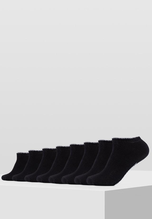 8PACK - Socks - black
