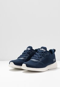 Skechers Sport - BOBS SQUAD - Trainers - navy - 4