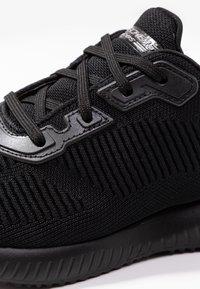 Skechers Sport - BOBS SQUAD - Zapatillas - black - 2