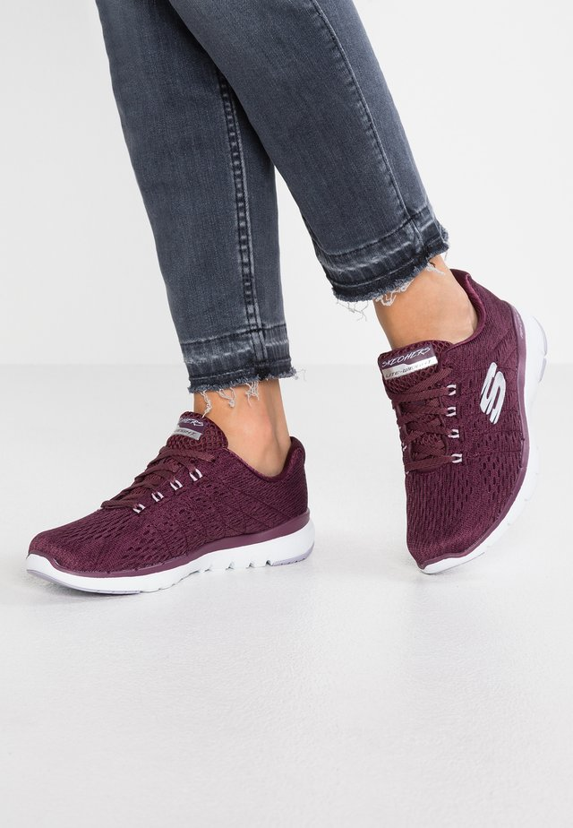 FLEX APPEAL 3.0 - Trainers - wine/white