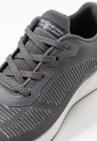 Skechers Sport - BOBS SQUAD - Sneakers laag - gray/silver - 2