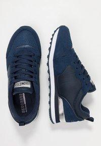 Skechers Sport - EXCLUSIVE - Sneakers laag - navy - 3