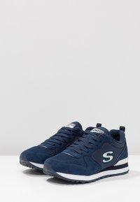 Skechers Sport - EXCLUSIVE - Sneakers laag - navy - 4