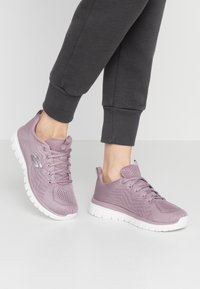 Skechers Sport - GRACEFUL - Sneakers laag - lavender - 0