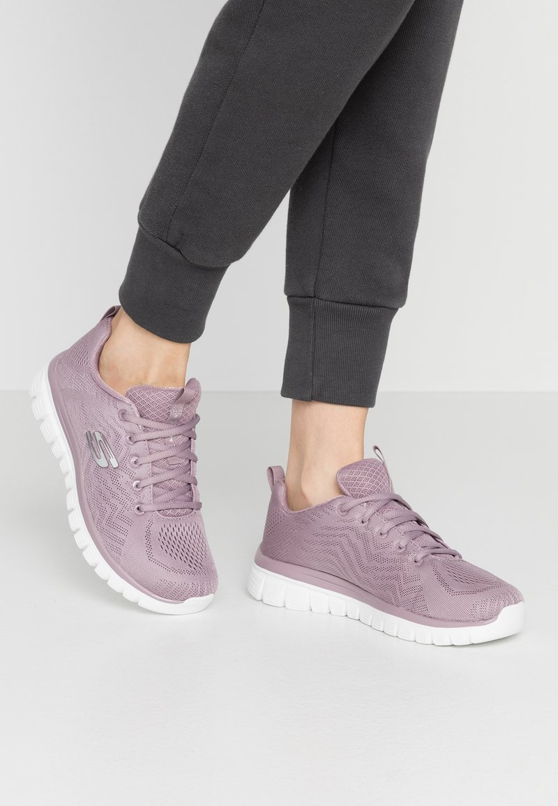 Skechers Sport - GRACEFUL - Sneakers laag - lavender