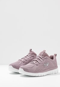 Skechers Sport - GRACEFUL - Sneakers laag - lavender - 4