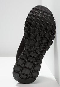 Skechers Sport - GRACEFUL - Sneakers laag - black - 6