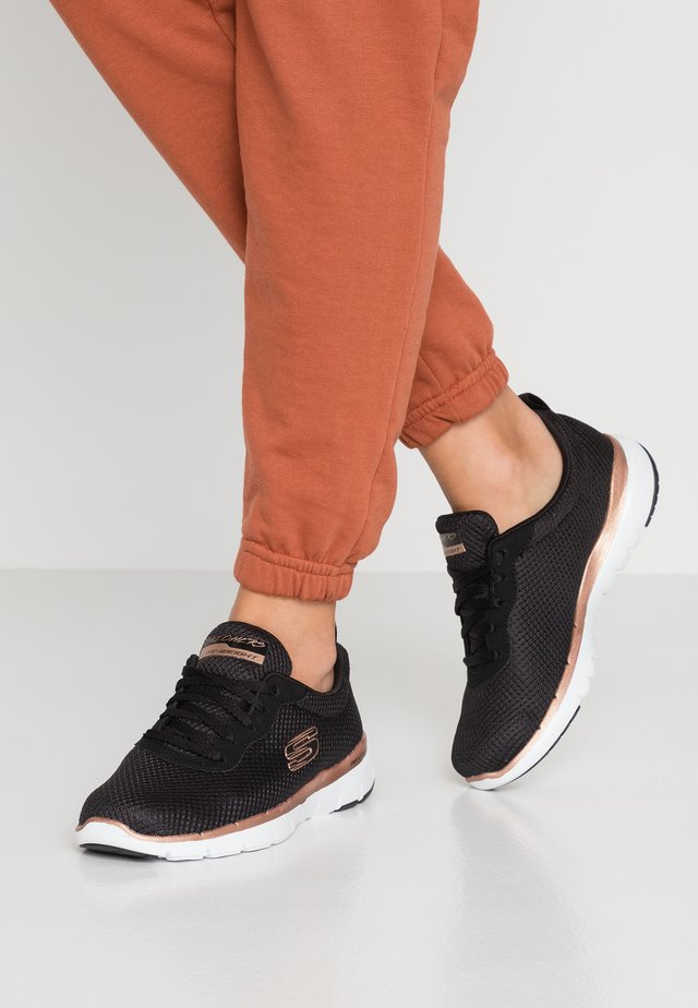 FLEX APPEAL 3.0 - Sneaker low - black/rose gold