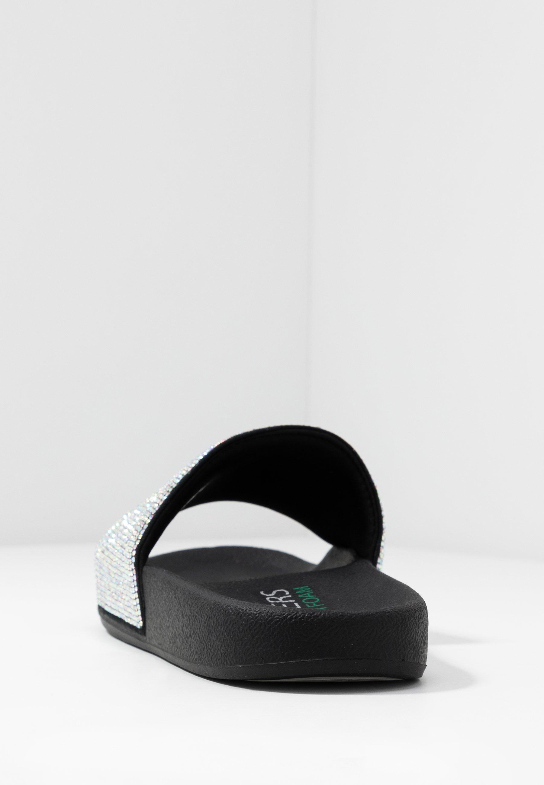 Skechers Sport Pop Ups - Ciabattine Black /iridescent ZN8hz