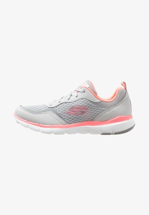 FLEX APPEAL 3.0 - Sneakers - light gray/hot pink