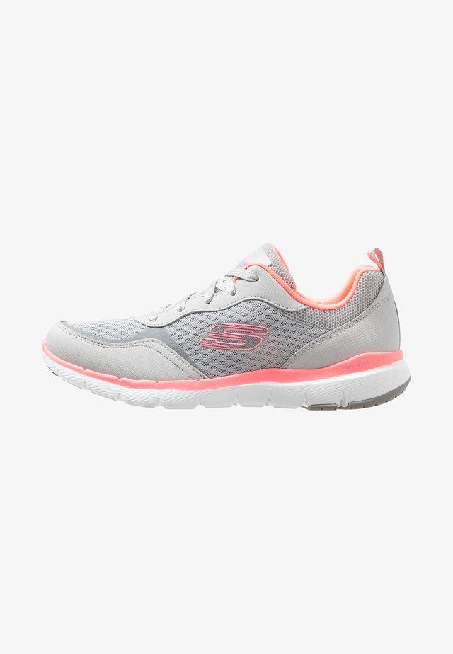 FLEX APPEAL 3.0 - Zapatillas - light gray/hot pink