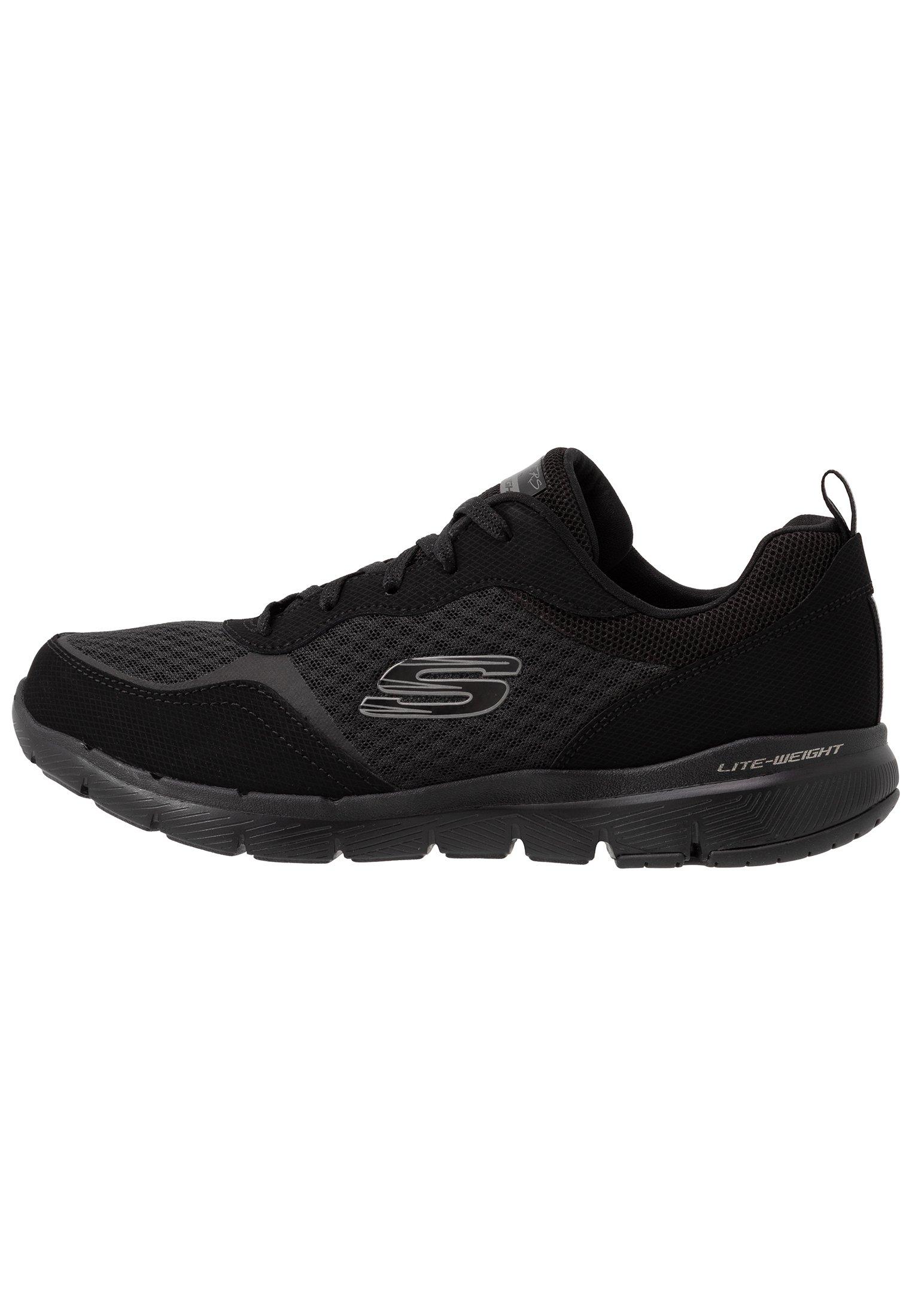 Skechers Sport FLEX APPEAL Sneaker low black pQC6F