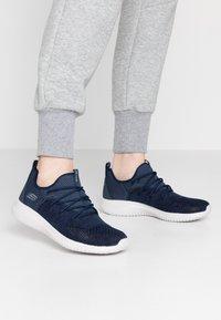 Skechers Sport - ULTRA FLEX - Sneaker low - navy - 0