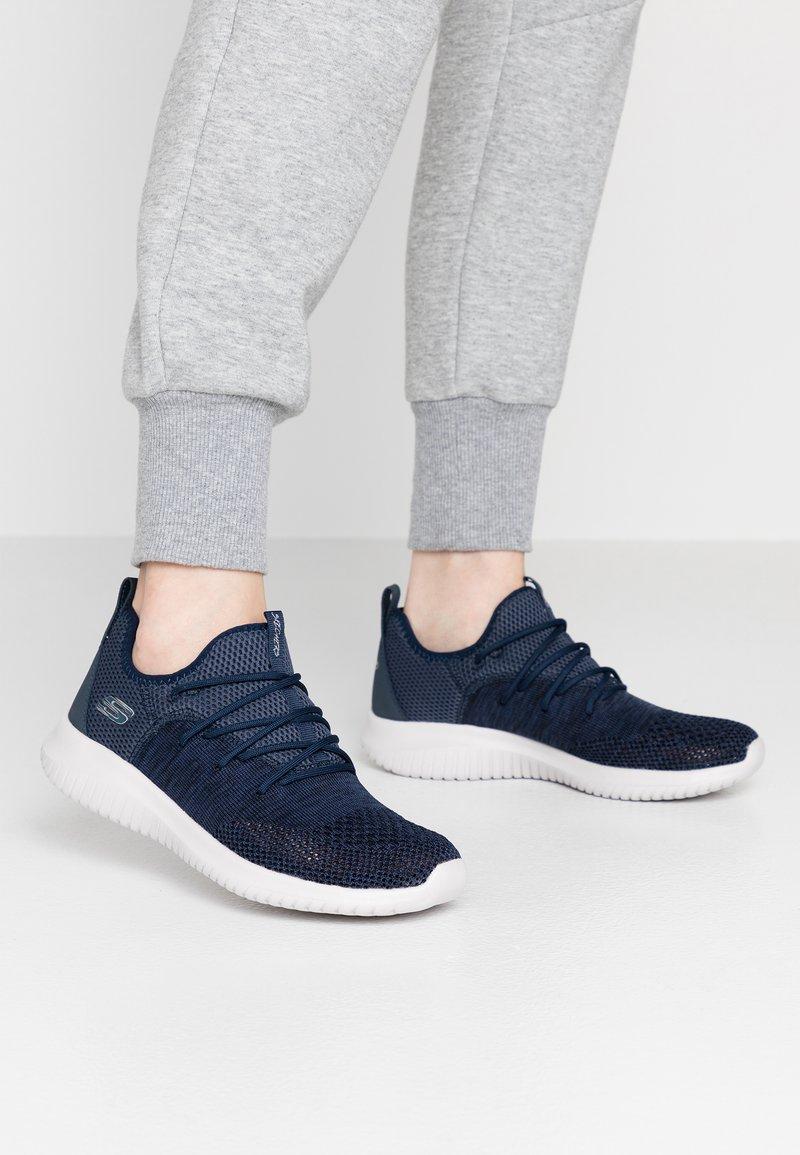 Skechers Sport - ULTRA FLEX - Sneakers - navy