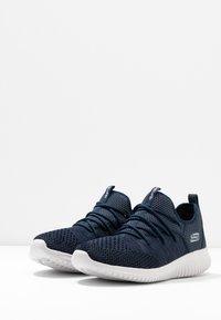 Skechers Sport - ULTRA FLEX - Sneakers - navy - 4