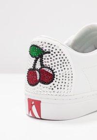 Skechers Sport - SIDE STREET - Sneakers - white - 2