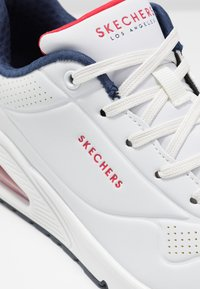 Skechers Sport - UNO - Trainers - white/navy/red - 2