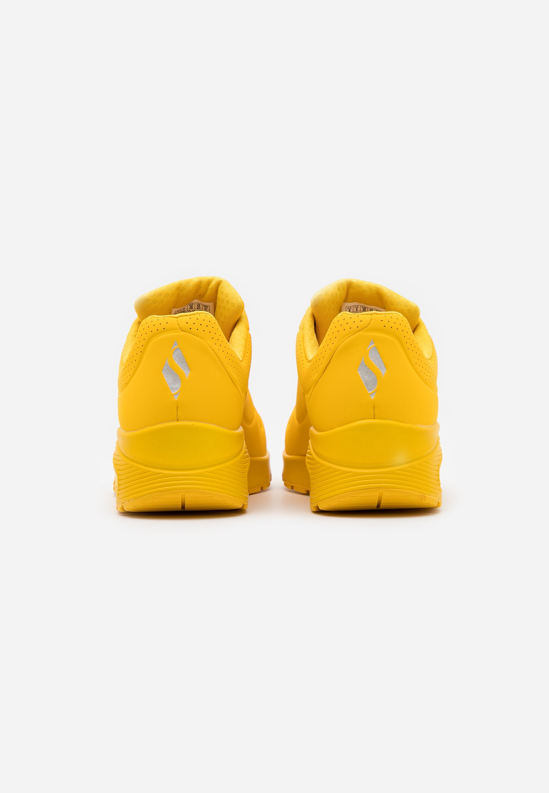 UNO Sneakers laag yellow