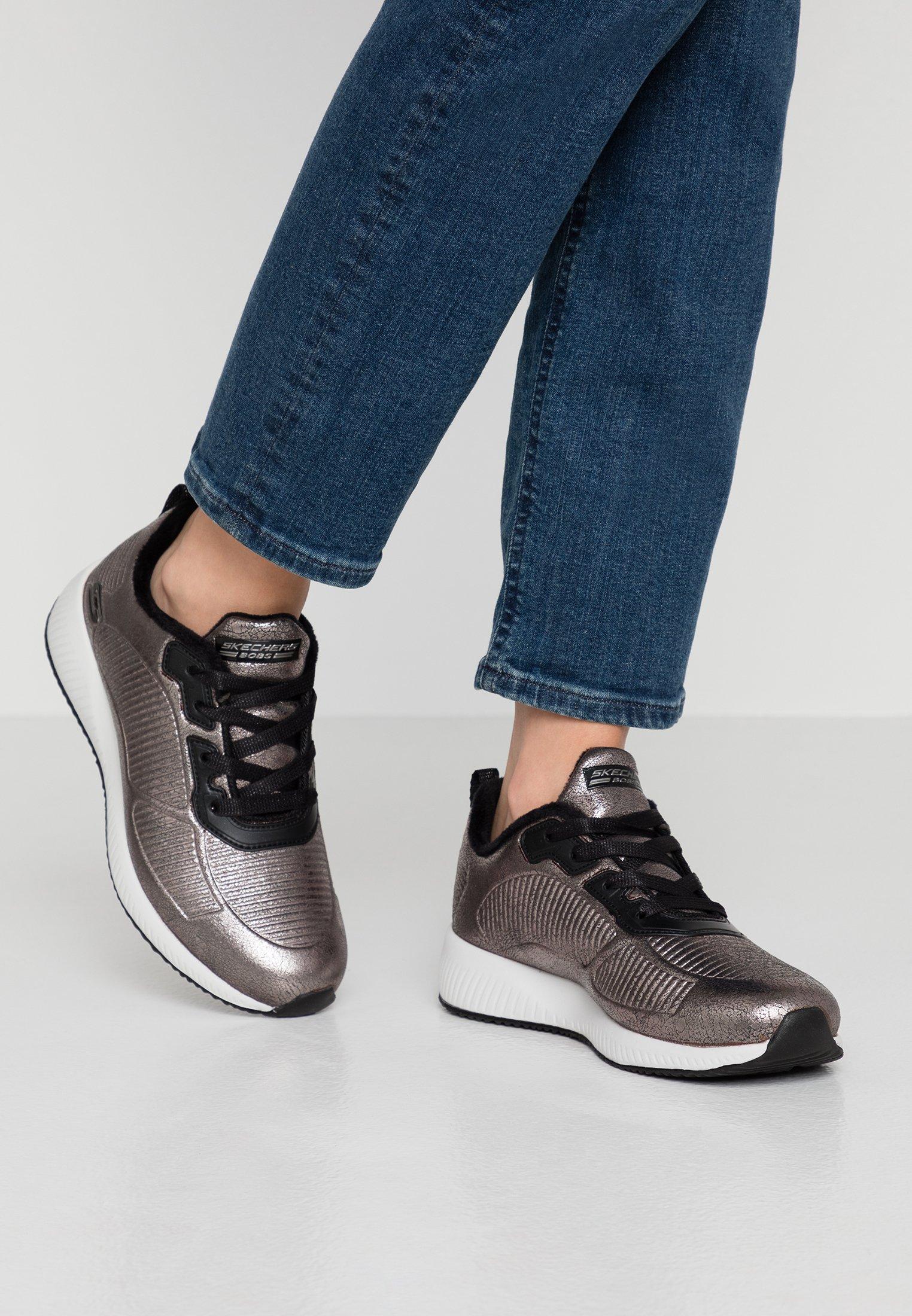 Skechers Sport BOBS SQUAD Sneaker low pewter Rmr7t