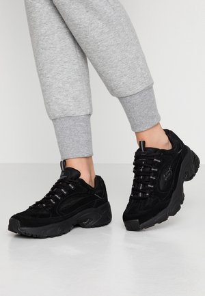STAMINA - Trainers - black