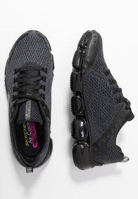 Skechers Sport - SKECH AIR  - Sneakers laag - black - 3