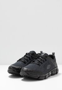 Skechers Sport - SKECH AIR  - Sneakers laag - black - 4
