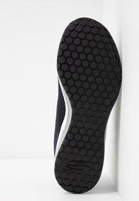 Skechers Sport - SKECH AIR CINEMA - Sneakers laag - black/metallic/white - 6